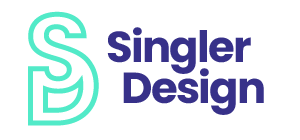 Singler Design Graphic & Web Logo