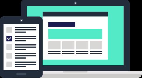 New Website Designs Northern MI icon